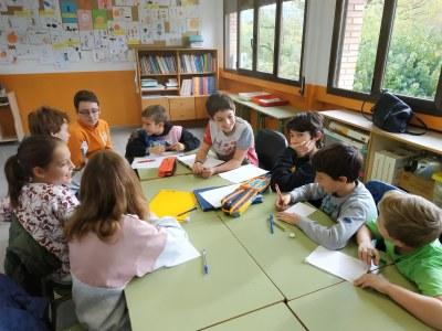 Primera reunió de treball del Consell Municipal d'Infants de la Seu d'Urgell