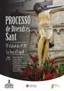 Processó del Sant Enterrament del Divendres Sant a la Seu d'Urgell