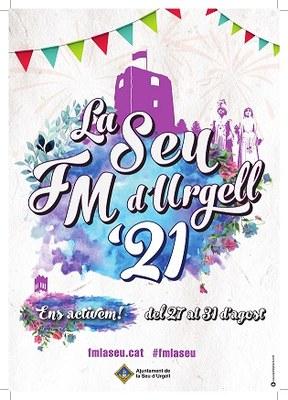 Programació especial de RàdioSeu per la Festa Major de la Seu d'Urgell
