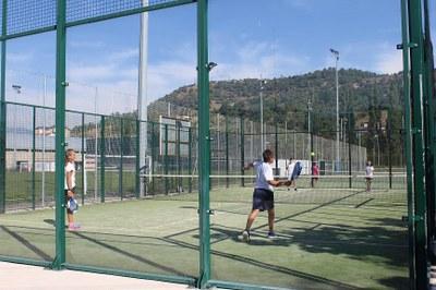 Prop de 300 nens i nenes gaudeixen aquest estiu de les activitats organitzades pel Servei d'Esports