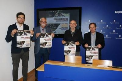 Prop de 300 piragüistes participaran a la Copa Pirineus