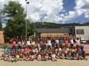 Prop de 70 infants inicien el casal municipal d'estiu de la Seu d'Urgell