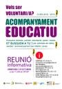 Reunió informativa a la Seu d'Urgell sobre el projecte d'acompanyament educatiu per al nou curs escolar