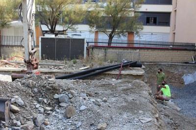 S'inicien  els treballs per la delimitació arqueològica del jaciment del Pati de Les Monges de la Seu d'Urgell