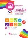 S'inicien les preinscripcions per a l'Escola Municipal de Música de la Seu d'Urgell