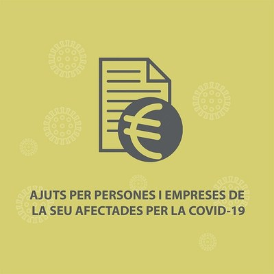 S'obre la tercera convocatòria per a sol·licitar ajuts per autònoms, comerços i empreses de la Seu d'Urgell que van tancar per l'estat d'alarma