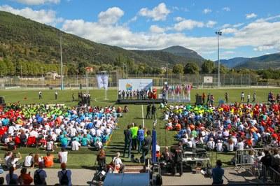 S'apaga la flama dels Jocs Special Olympics la Seu d'Urgell-Andorra la Vella, però en queda la petjada