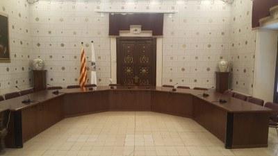 Sessió de constitució del nou Ajuntament de la Seu d'Urgell