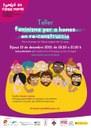 Taller gratuït a la Seu d'Urgell sobre feminisme per a homes en re-construcció