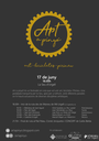Tot a punt per a la primera edició d'Art a Pinyó!, el festival d'art i bicicleta de la Seu d'Urgell