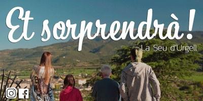 Turisme Seu inicia la campanya de promoció turística del territori #seufie a través de les xarxes socials