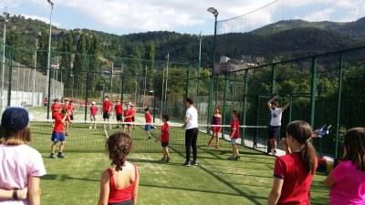 Un total de 257 infants practicaran esport i aventura aquest estiu amb les propostes del Servei Municipal d'Esports