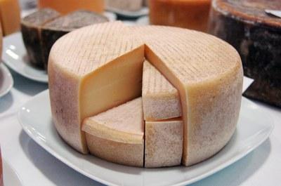 Detall formatge