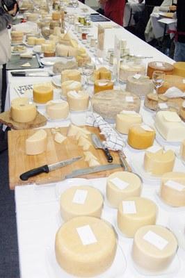 Detall formatges