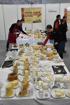 Concurs formatges